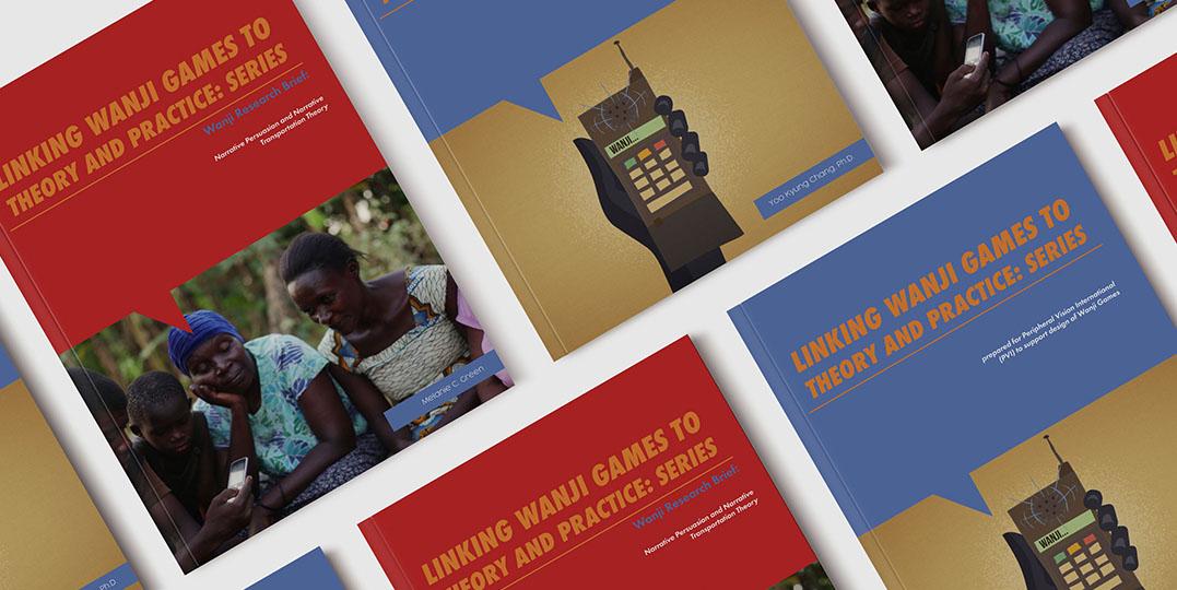 Wanji Games Research Book Covers