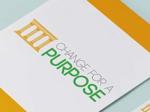 Change for A Purpose